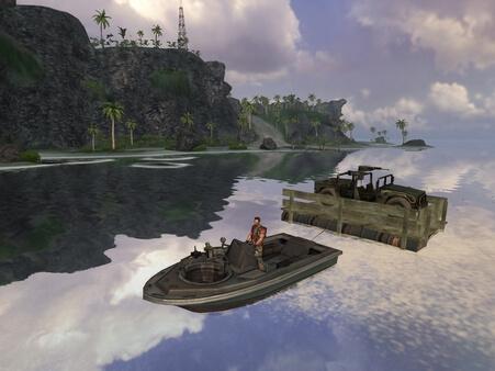 Far Cry 1 ตะลุยน้ำ ฝ่าพงไพร2