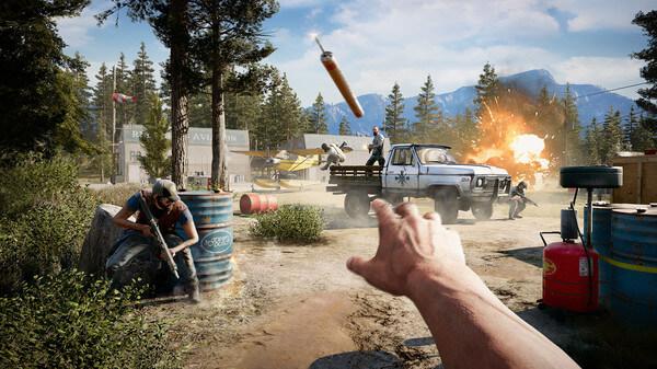 รีวิว Far Cry 5 เกมเนื้อเรื่องสุดแหวกแนว2