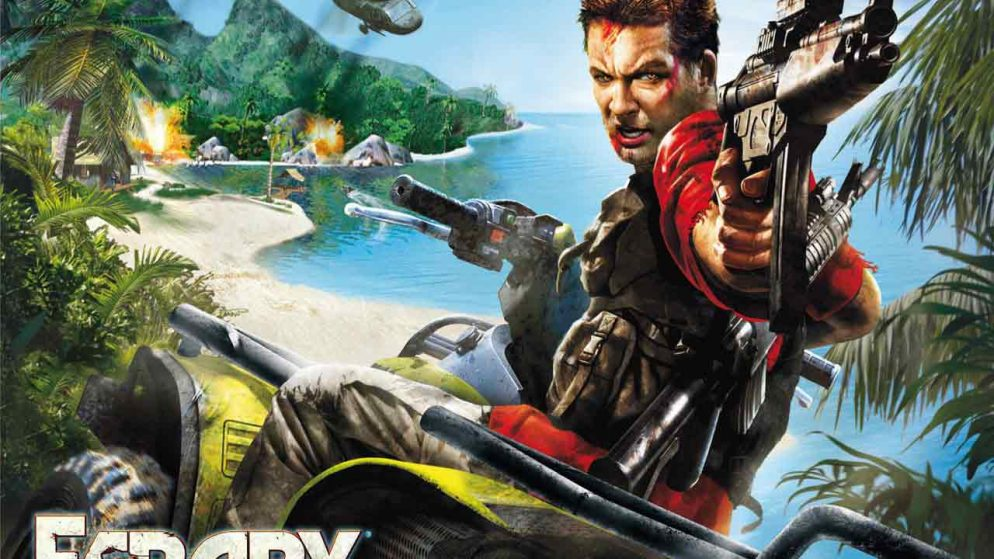 Far Cry 1 ตะลุยน้ำ ฝ่าพงไพร