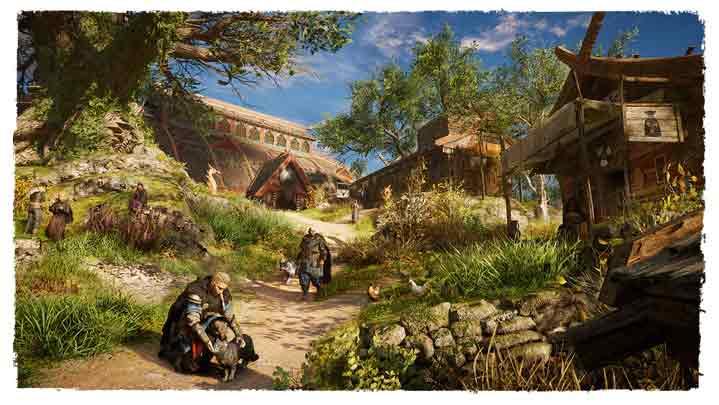 เปิดตำนานไวกิ้ง Assassin's Creed Valhalla gameplay part 1-2