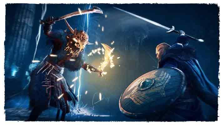 Assassin's Creed Valhalla ตำนานสุดยอดไวกิงนักฆ่า2