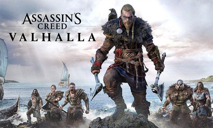 เปิดตำนานไวกิ้ง Assassin's Creed Valhalla gameplay part 1