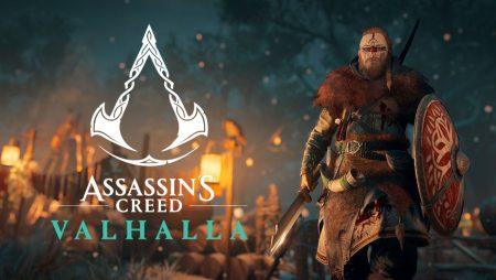 Assassin's Creed Valhalla ตำนานสุดยอดไวกิงนักฆ่า