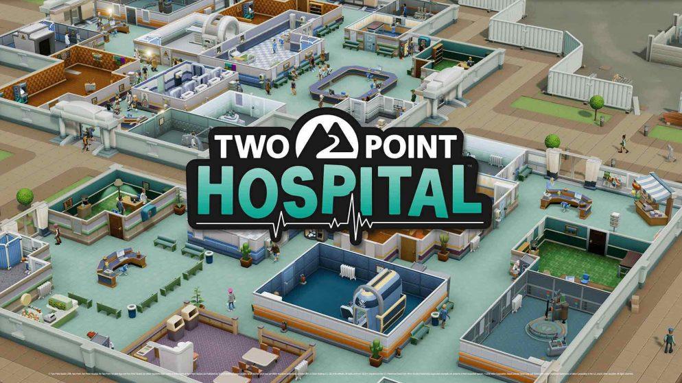 Two Point Hospital โรงพยาบาลเพี้ยน สุดฮา
