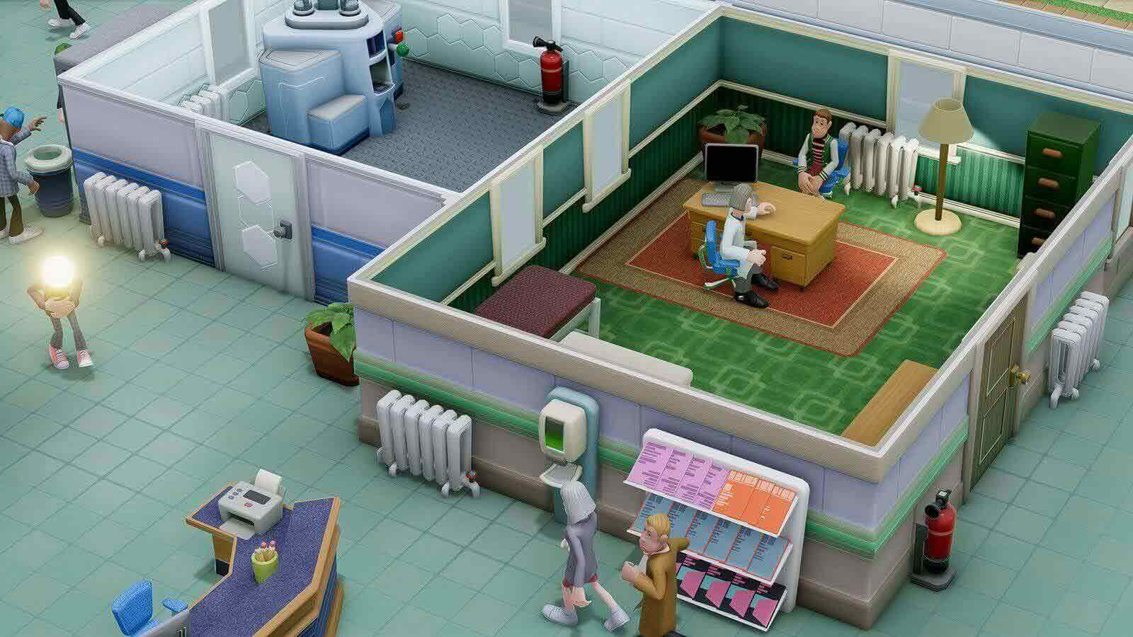 Two-Point-Hospital-โรงพยาบาลเพี้ยน-สุดฮา2