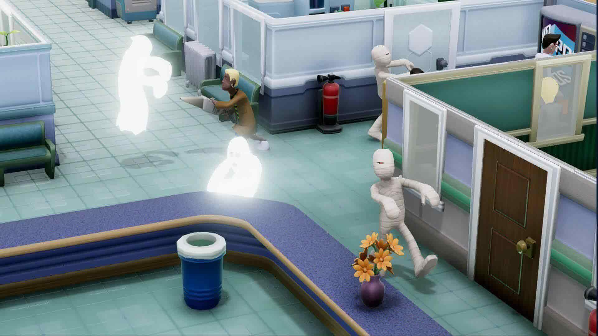Two-Point-Hospital-โรงพยาบาลเพี้ยน-สุดฮา3