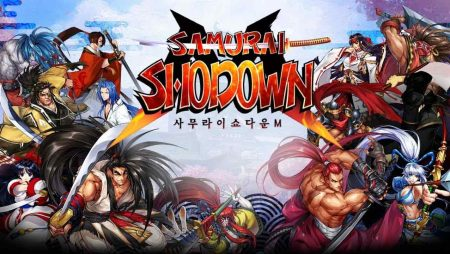 Samurai Shodown Mobile เกมซามุไรยุคใหม่