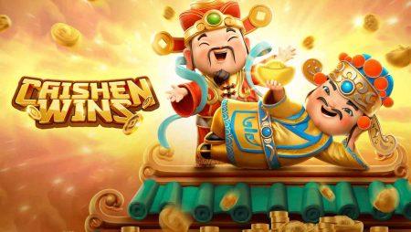 Caishen Wins Slot เกมเทพเจ้าพารวย