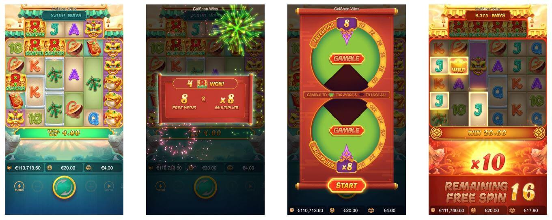 Caishen Wins Slot เกมเทพเจ้าพารวย-4