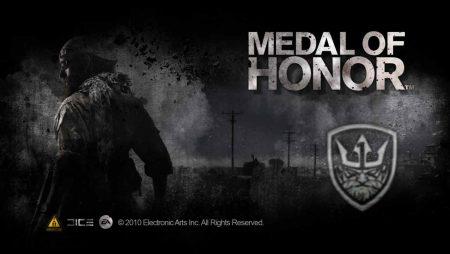 Medal of Honor 2010 เกมยิงในความทรงจำ