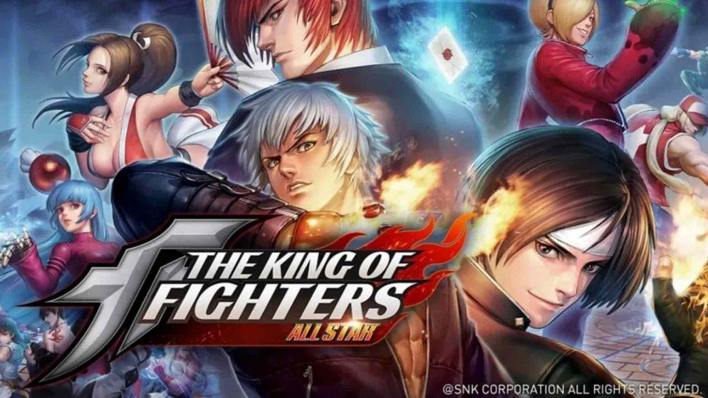 The King of Fighters Allstar เกมต่อสู้ สุดอลัง
