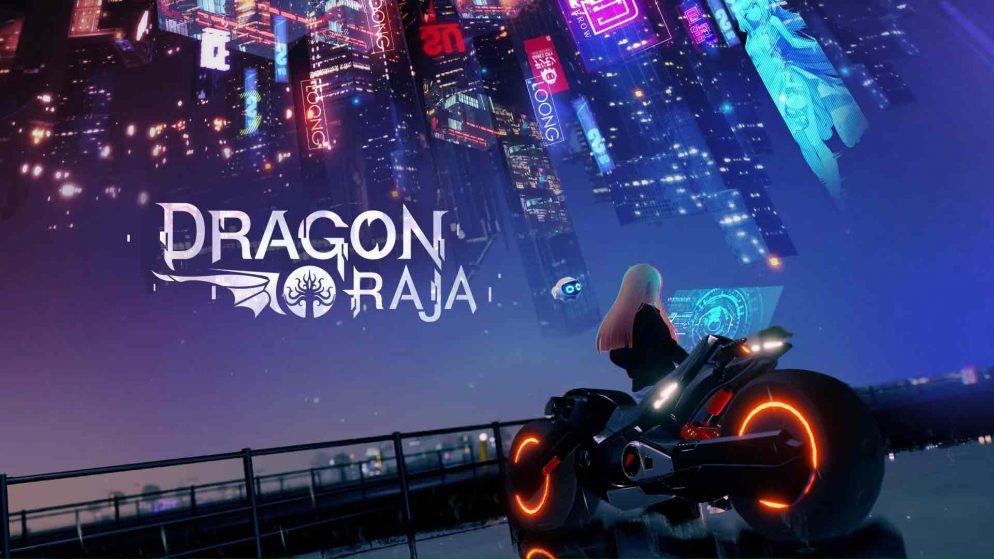 เกม Dragon Raja  ซับไทย เล่นง่าย เล่นเพลิน