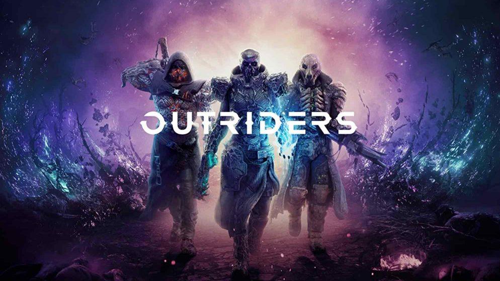 Outriders เกมยิงปืน น้องใหม่ น่าลอง