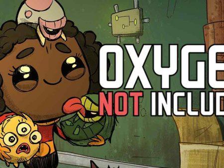 เกม Oxygen Not Included Mod ภาษาไทย  น่าเล่น