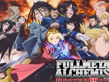 Fullmetal Alchemist ตัวละคร ที่ทุกคนชื่นชอบ