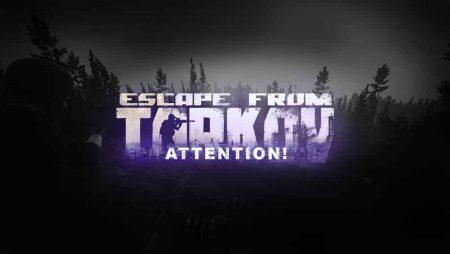 Escape from Tarkov ไทย สมรภูมิรบสมจริง