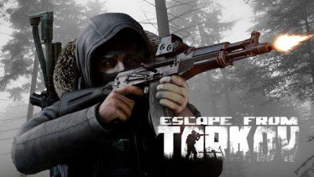 Escape from Tarkov Map และฉากสุดยิ่งใหญ่
