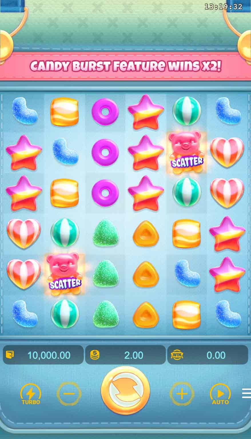 อัพเดทเกมสล็อตใหม่ กับ Slot69 กำไรดี-Candy-Burst-2