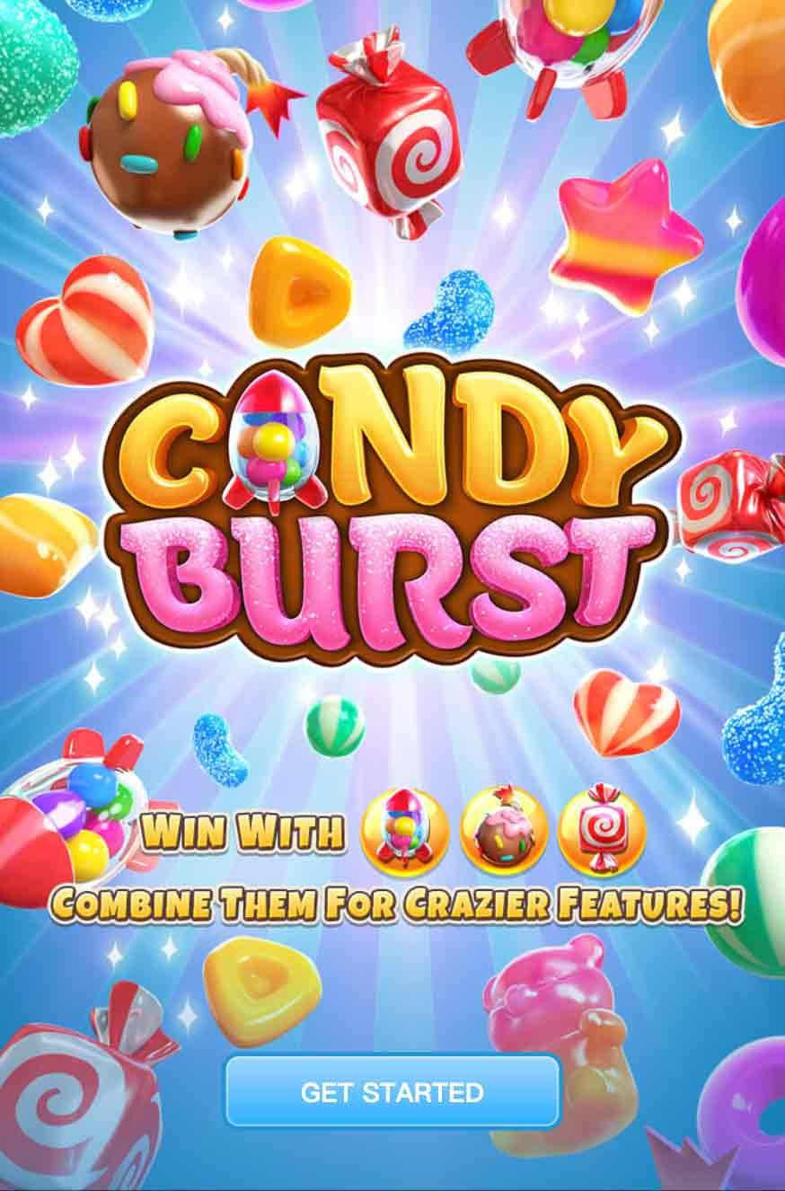 อัพเดทเกมสล็อตใหม่ กับ Slot69 กำไรดี-Candy-Burst-1