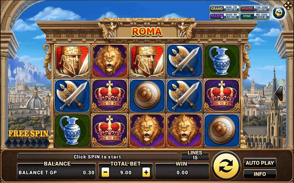 รีวิวเคล็ดลับเล่นสล็อต กับ Slot899-Roma-Gametips
