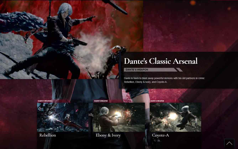 Dante-Devil-May-Cry-บุตรแห่งจอมปีศาจ2