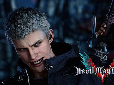 Nero Devil May Cry 5 แขนขวาปีศาจ