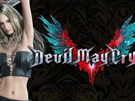 Trish Devil May Cry แม่สาว มือปืนโหด