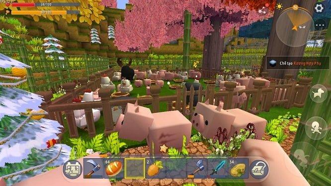 เกม Mini World สร้างโลกในแบบฝัน2