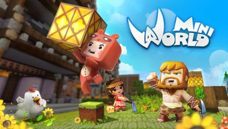 Mini World เกมโลกใบใหม่ สุดคิ้ว