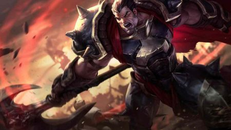 Darius LOL มือสังหารแห่งน๊อกซัส