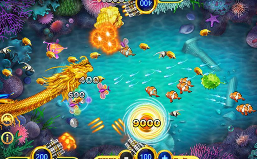 Joker123 Slot Thai หนึ่งเว็บเกมสล็อต-เกมยิงปลา