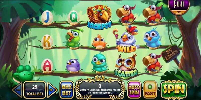 Live 22 Slot Online เว็บน่าเล่น-birdy1