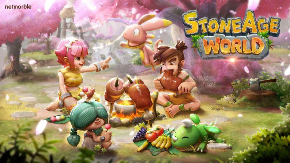 Stoneage World ผจญภัยโลกยุคหิน