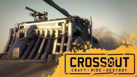 Crossout รถซิ่งยิงแหลก