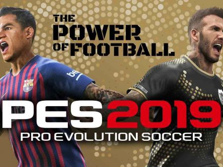 Pro Evolution Soccer 2019 รีวิวเกมเตะบอล