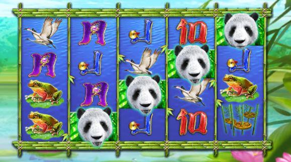 สล็อตแพนด้า รีวิวเกม Wild Giant Panda-4
