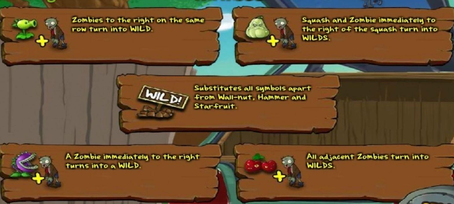 สล็อตซอมบี้ Plants vs Zombies Slots-4