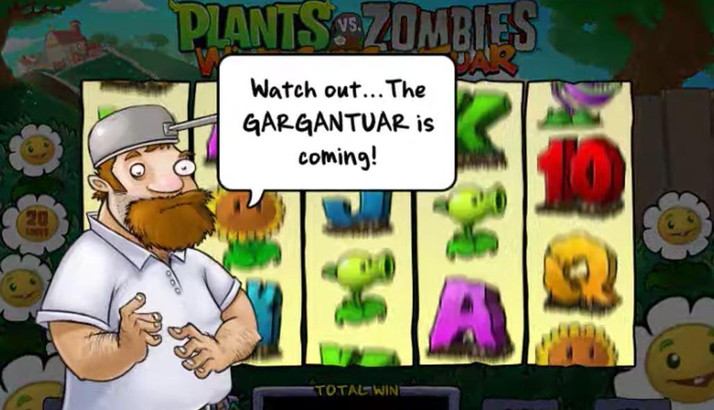 สล็อตซอมบี้ Plants Vs Zombies Wild Gargantuar-4