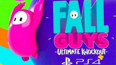 Fall Guys Ultimate Knockout โหด มันส์ ฮา