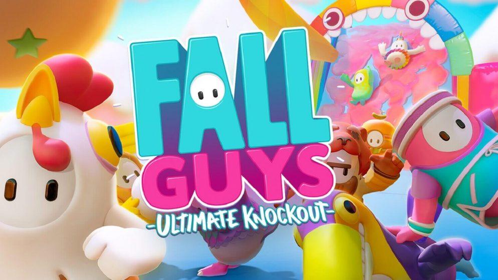 Fall Guy มือถือ เกมคลายเครียด อินเทรนด์