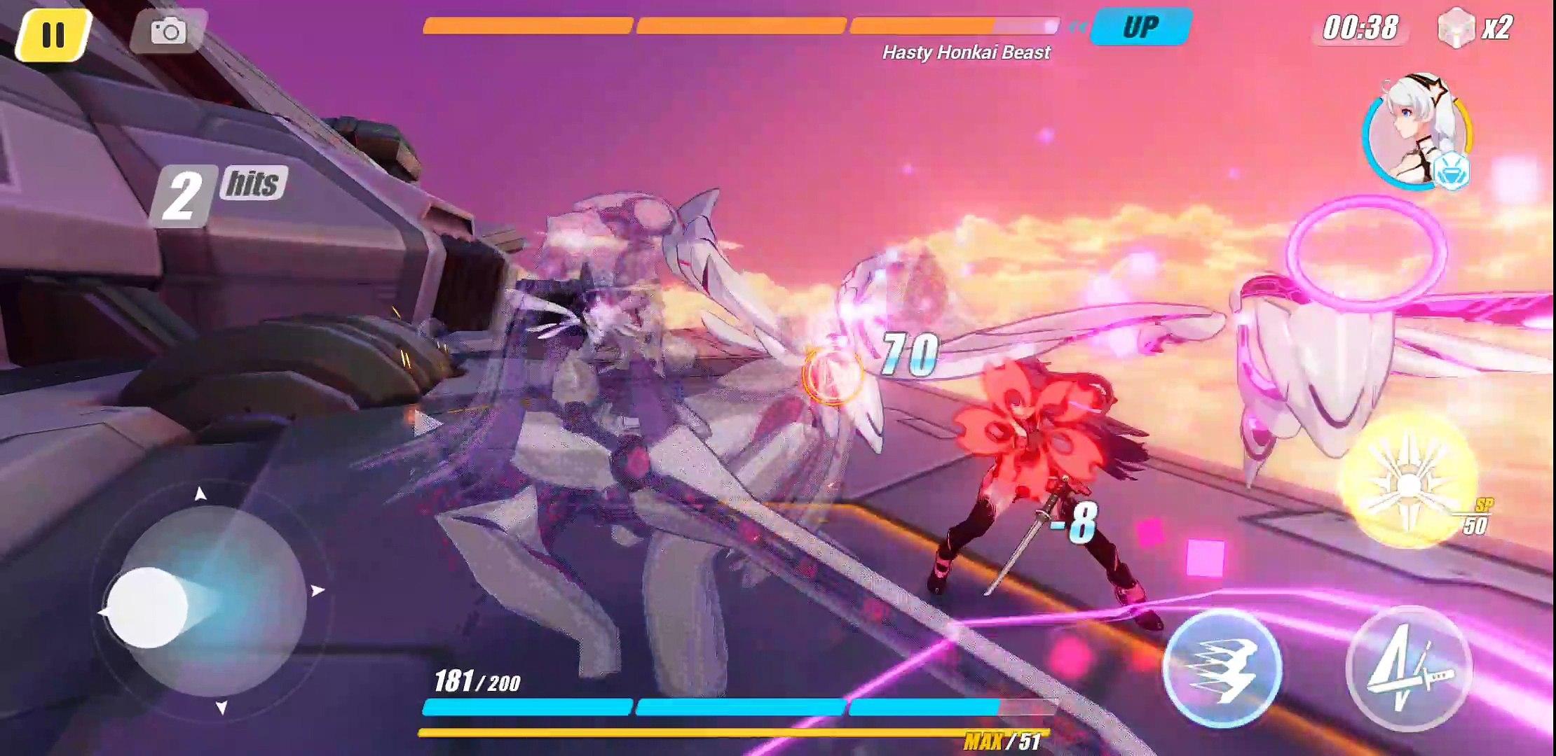 Honkai Impact 3 PC คมชัด ท้าให้ลอง2