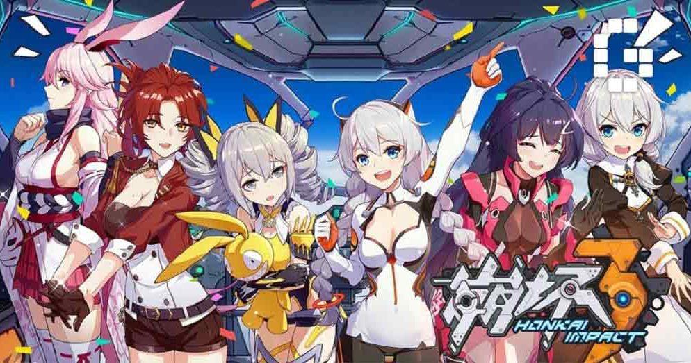 Honkai Impact 3 ไทย เกมสายโมเอ้
