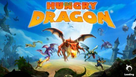 Hungry Dragon ตามล่าหามังกร