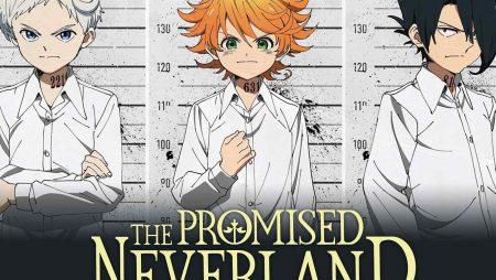The Promised Neverland พันธสัญญาเนเวอร์แลนด์