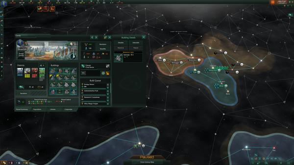 Stellaris เกมไซไฟ มิติอวกาศ1