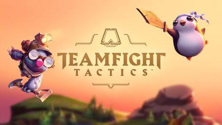 Teamfight Tactics Mobile ทีมไฟต์แท็กติกส์