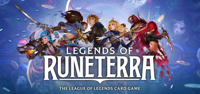 Legend of Runeterra Meta โฉมใหม่ น่าเล่น