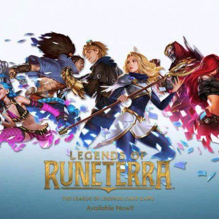Legend of Runeterra Deck เทคนิคการจัดเด็ค