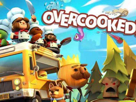 Overcooked 2 รีวิวอรรถรสแห่งความหัวร้อน