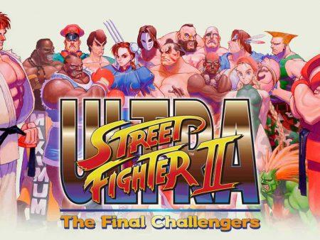 Street Fighter 2 เกมต่อสู้สุดมันส์